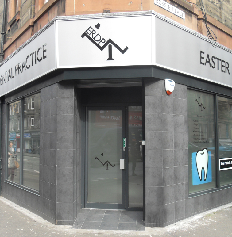 Easter Road Dentist in Edinburgh
